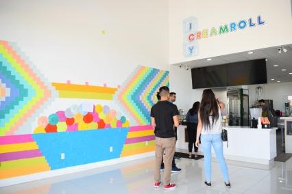 icy-cream-roll-fountain-valley-thai-rolled-ice-dragons-breath-dessert-orange-county-oc-food-fiend-interior-store-front-deals-ocfoodfiend-blog