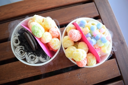 icy-cream-roll-fountain-valley-thai-rolled-ice-dragons-breath-dessert-orange-county-oc-food-fiend-interior-store-ocfoodfiend-blog-oreo
