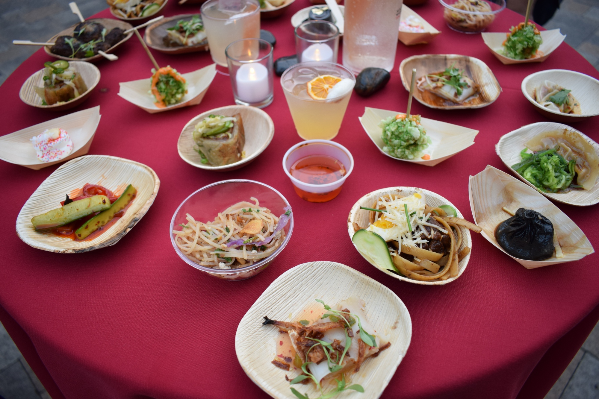 A guide to the 2017 annual la lucky rice feast oc food for Cuisine good food guide 2017