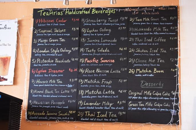 TeaArias-Tea-Huntington-Beach-Deals-Boba-Crepe-Cake-OCfoodfiend-OC-Orange-County-Socal-Bakery-Blogger-Foodie-Desserts-where-to-food-fiend-instagram-california-menu