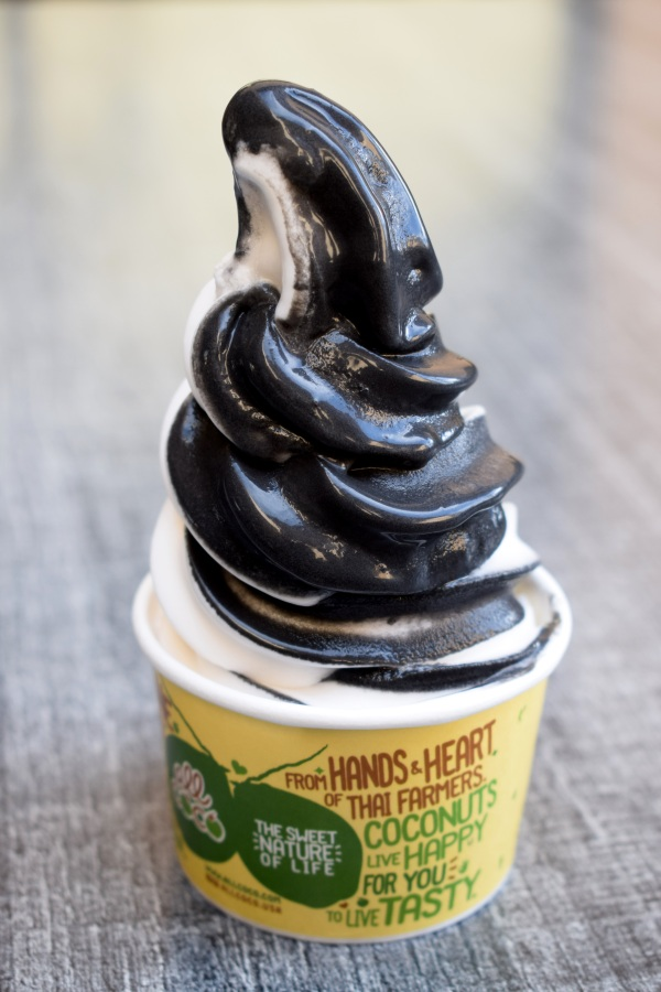 all-coco-thailand-thai-nam-hom-coconut-products-first-US-store-location-ice-cream-OC-Food-Fiend-OCfoodfiend-Orange-County-Tustin-Blogger-Union-Market-Irvine-Dessert-Activated-Charcoal