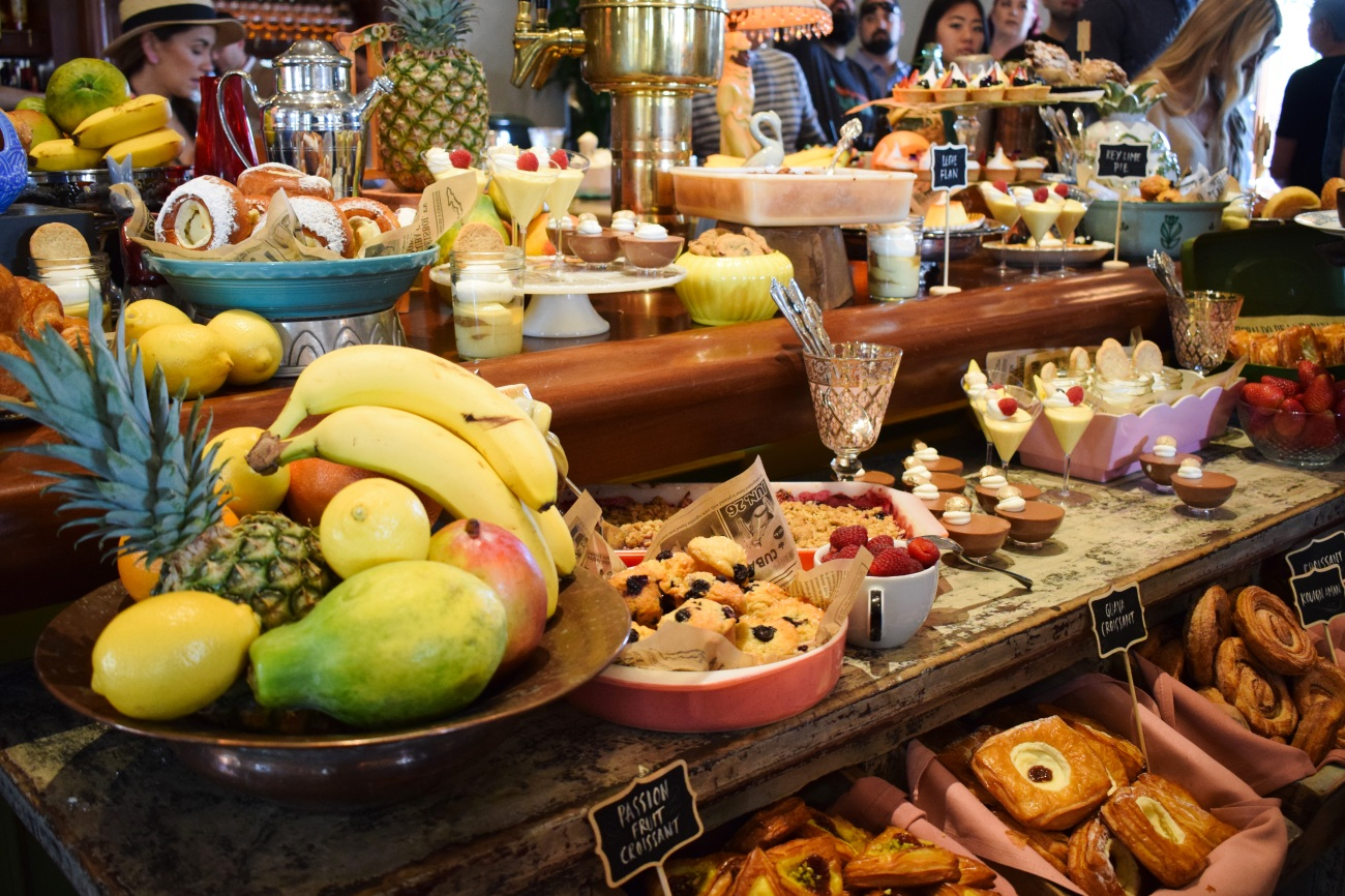 Habana's Sunday Brunch Buffet Available at the Irvine ...