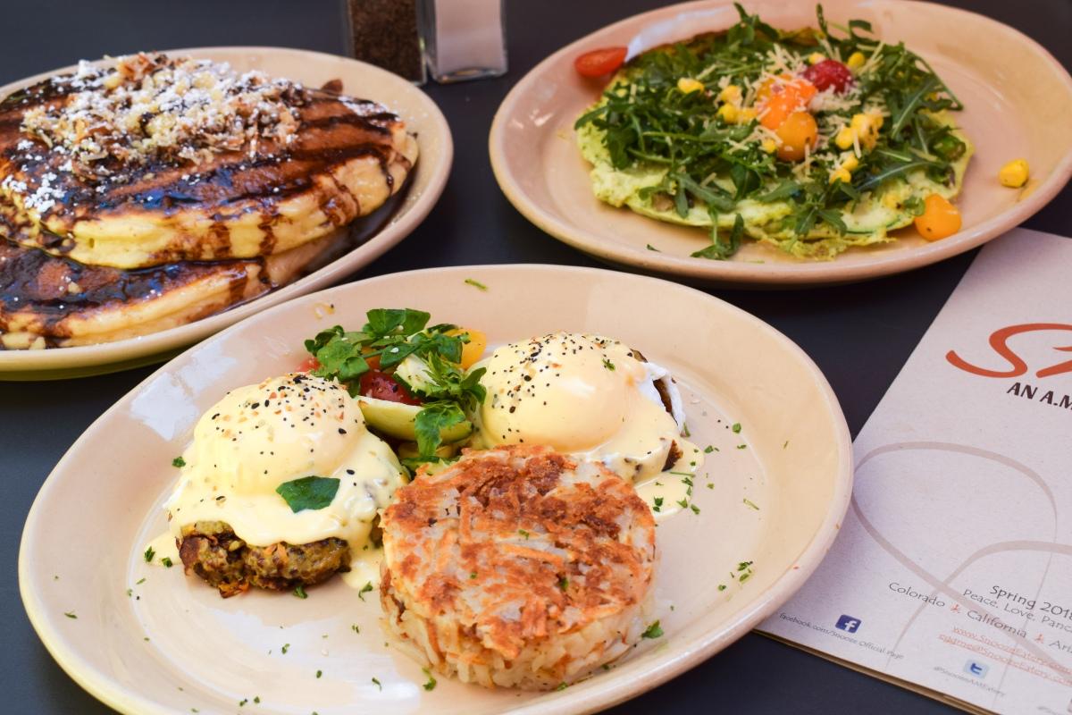 Snooze Cafe San Diego