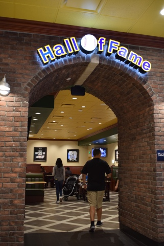 Hall of Fame Room