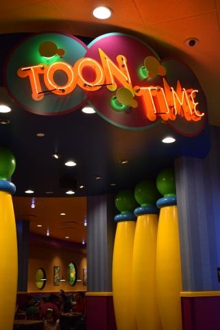 Toon Time Room