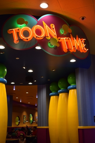 Toon Time Room
