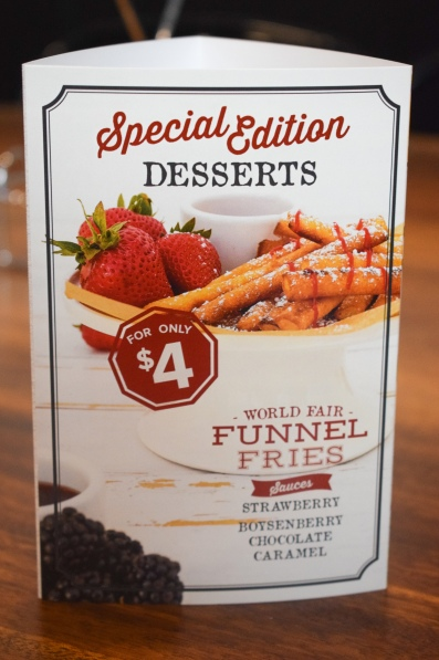 Special Edition Funnel Fries