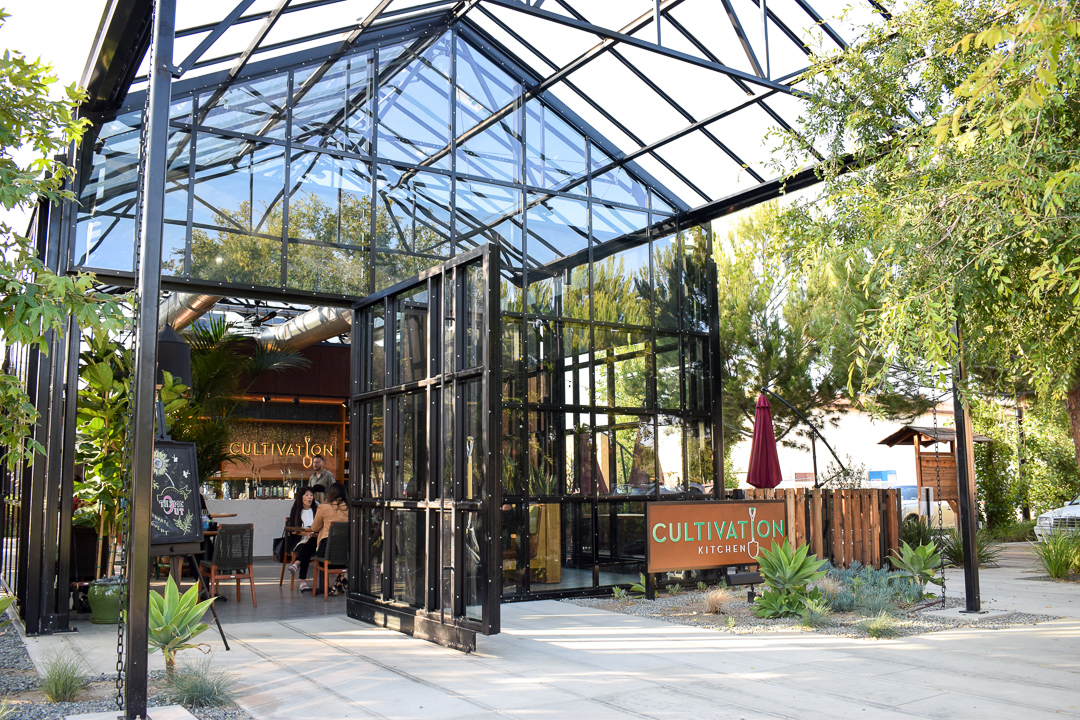 Cultivation-Kitchen-Greenhouse-Downtown-Anaheim-Dine-Inside-Date-Night-Packing-House-District-Disneyland-Where-To-Go-OC-Food-Fiend-OCfoodfiend-Orange-County-Organic-Healthy-Glass-House-Park
